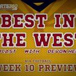 Best in the West: Rivalry Night, Cactus' Joseph Ortiz, Peoria's Will Babb, SMHS vs CeHS