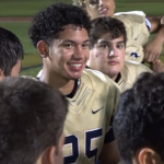 Desert Vista's Devon Grubbs: Reaction from 5 TD game