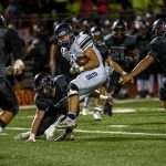 Up, Up and Away for Casteel's Zach Nelson