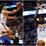 Booker, Ayton Lead Suns to Season Opening Win