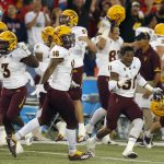 Crash and Burn-Sun Devils Stun Arizona