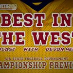 Best in the West: Centennial's Richard Taylor, Northwest Christian's David Inness