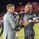 Drogba, Schantz Chemistry. Credit to One who Saved Pro Soccer in AZ