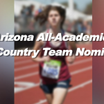 NOW TAKING NOMINATIONS FOR ALL-ACADEMIC CROSS COUNTRY TEAMS