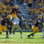 ASU Football Heading to Las Vegas Bowl