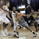 ASU Falls to Vandy, #1 Kansas Up Next