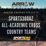 Sports360AZ All-Academic Cross Country Team (Divisions I & II)