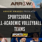 Sports360AZ All-Academic Girls Volleyball Team (5A-6A)