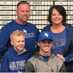 Falcon In Flight: Horizon's Johnson Signs With Air Force