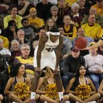 GALLERY: ASU Men's Basketball Beats #1 Kansas