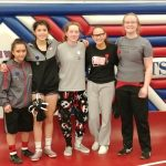 Ironwood Lady Eagles Ready for Run at Wrestling State Tournament