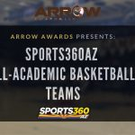2019 Sports360AZ All-Academic Girls Basketball Team (5A-6A)