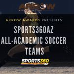 2019 Sports360AZ All-Academic GIrls Soccer Team (1A-4A)