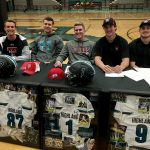 Hawk-Eyes: Highland Football Sends Five To College