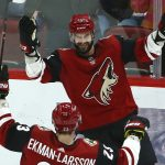 Coyotes Playoff Push Continues, Win Streak Now at Five