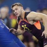 Cardinals Meet with Nick Bosa