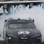 Kyle Busch Victorious in iK9 Service Dog 200 at ISM Raceway