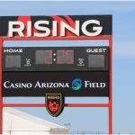 Phoenix Rising, Casino Arizona Enter Partnership