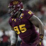 ASU defensive lineman Renell Wren Selected By Bengals in NFL Draft