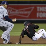 D-backs Lose Series to Padres, Salvage Final Game