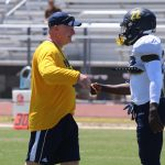 NAU, Chris Ball set for in-state matchup against Arizona