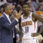 Report: Suns Fire Igor Kokoskov