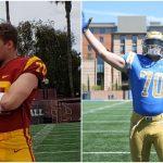 Salpointe's Fina Talks USC & UCLA Offers