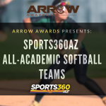 2019 Sports360AZ All-Academic Softball Team (5A-6A)