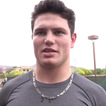 Brock Locnikar: The Tackle-Collecting, MMA-Training Harvard Commit