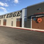 "New Desert Edge Field House ""Raises The Bar"""