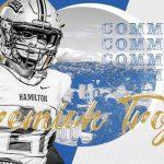 Hamilton Linebacker Jeremiah Trojan Commits to UCLA
