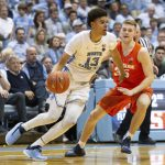 Suns Add Shooting Help In UNC's Johnson