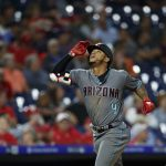 Diamondbacks Marte Named All-Star Starter