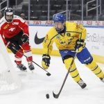 Coyotes Trade 14th pick, Draft Swedish Defenseman at 1
