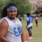 Chandler's Nehemiah Magalei Remaining Steady in Recruitment
