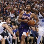 Suns Trade T.J. Warren, Move Down In Separate Deals