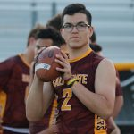 """Treyson Bourguet Comfortable with """"Slow and Steady"""" Recruitment"""
