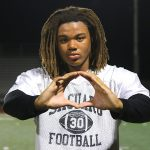 Saguaro OT Jaylan Jeffers Breaks Down Oregon Commitment