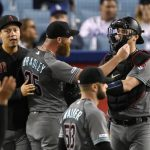 Tempers Flare Between Dodgers and Diamondbacks
