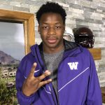 Saguaro's Jacobe Covington Discusses Washington Commitment