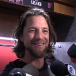 Mike Leake Excited For Homecoming with D-backs