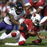 Baltimore Makes Cardinals Pay for Red Zone Issues