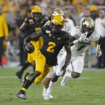 Arizona State Stumbles, Falls to Colorado