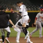 Cesmat Five Good Minutes – Behind the Numbers of Diamondbacks 19 Inning Win