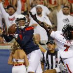 GALLERY – Arizona vs Texas Tech