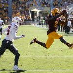 Sun Devils Take Down Cougars