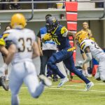 NAU Last Stop In French-Love's CFB Journey