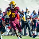 ASU's Eno Benjamin Declares For NFL Draft