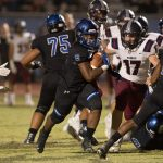 """Thunder"" and  ""Lightning""  in Chandler Backfield"