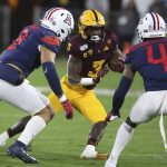 Sun Devils Roll Over Wildcats